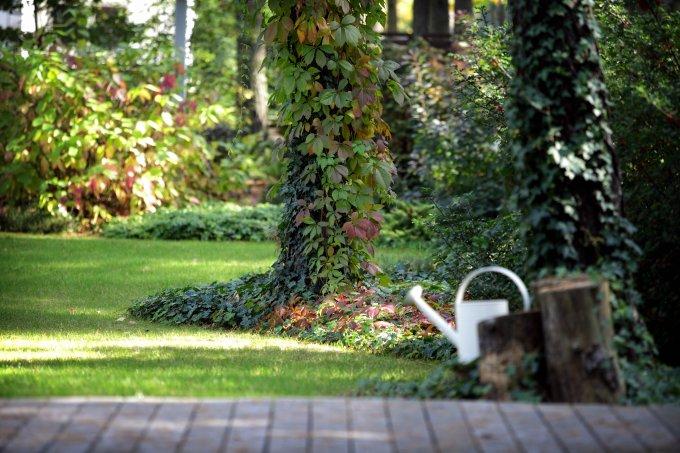 detale w ogrodach dodają charakteru