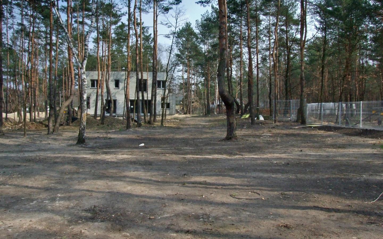 teren po budowie